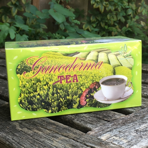 ganoderma-green-tea